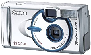 Canon PowerShot A100 1.2MP Digital Camera