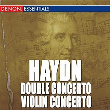 Haydn: Double Concerto for Piano & Violin No. 6 - Concerto for Violin No. 1