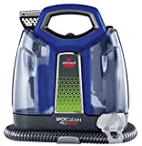 Bissell 2694B SpotClean ProHeat Carpet and Upholstery Deep Cleaner with 3in Tough Stain