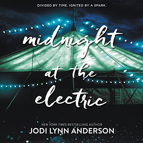 Midnight at the Electric audiobook cover art