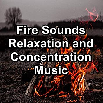Fire Sounds Relaxation and Concentration Music