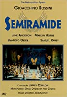 Rossini: Semiramide [DVD]