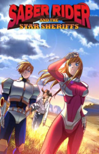 Saber Rider and the Star Sheriffsの画像