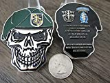 United States Army Special Forces Creed Green...