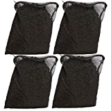 20 Lbs Activated Carbon in 4 Media Bags for...