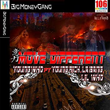 Move Different (feat. Young Rich, la Bang & Lil Who)