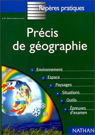 Précis de géographie