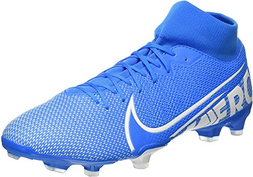 Nike Superfly 7 AG-Pro, Botas de fútbol Unisex Adulto, Multicolor (Blue Hero/White/Obsidian 414), 42 EU