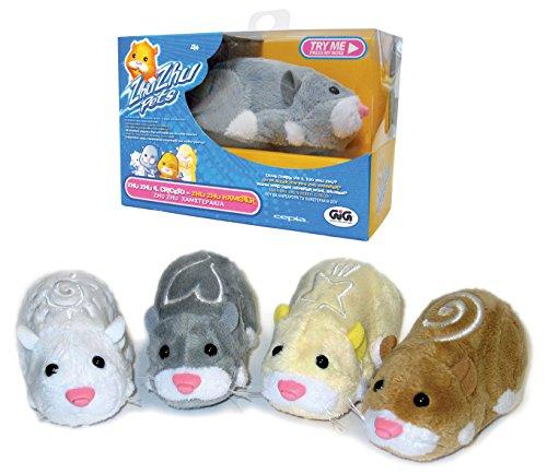 Giochi Preziosi Zhu Zhu Pets Hamster TV