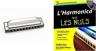 Hohner Harmonica Special 20 en Tonalité BB & L'Harmonica pour les nuls (1CD)