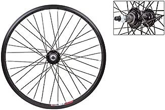 WheelMaster Rear Bicycle Wheel 20 x 1.75 36H, Alloy, Bolt On, Black
