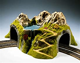 Noch 5180 Tunnel Dbl Carved 23Cm High H0 Scale Model Kit