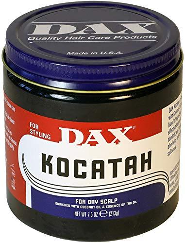 DAX Soin Apaisant pour le Cuir Chevelu à l'Huile de Noix de Coco et à l'Huile de Cade Kocatah 213g - Kocatah Dry Scalp Relief 7,5oz