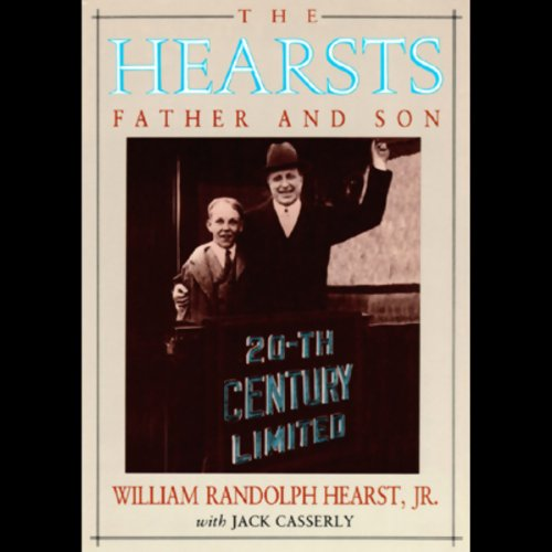 The Hearsts audiobook cover art