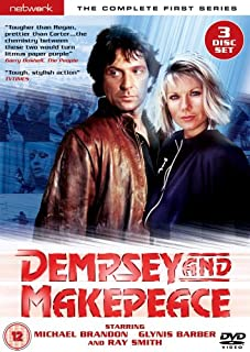 Dempsey And Makepeace - The Complete First Series [1985] [DVD] (B000BSQR08)   Amazon price tracker / tracking, Amazon price history charts, Amazon price watches, Amazon price drop alerts