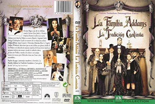 La Familia Addams : La Tradición Continua [DVD]