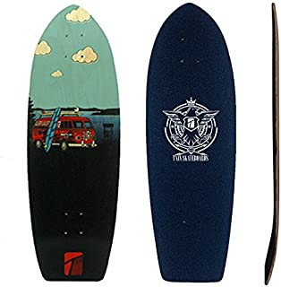 TXIN - Surfskate Deck Montalvo 29¨ monopatin Skate Skateb...