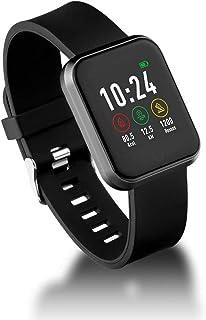Relógio Smartwatch Londres Preto Atrio Touch Screen Leitura De Mensagem Monitor Cardíaco e Sono à Prova de Água IP68 – ES265