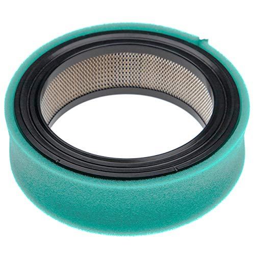 vhbw Filterset (1x Luftfilter, 1x Vorfilter) Ersatz für Wisconsin L0194A für Rasentraktor, Aufsitzmäher