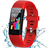 Inspiratek Kids Fitness Tracker for Girls and Boys Age 5-16 (4...