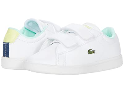 Lacoste Kids Carnaby Evo 1121 1 SUI (Toddler/Little Kid)
