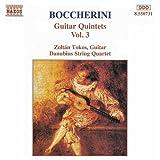 L. Boccherini: Qnt Gtr (3) (Audio CD)