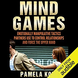 Mind Games audiobook cover art