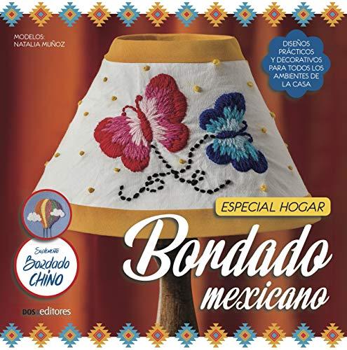 BORDADO MEXICANO: especial hogar