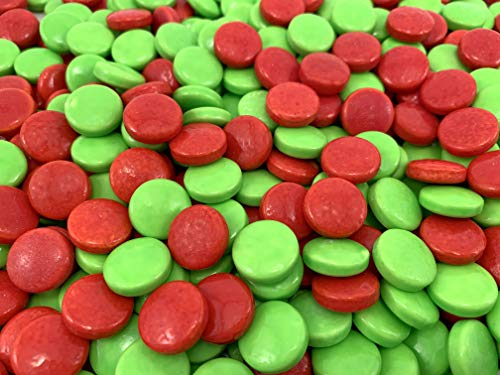 Sunny Island Spree Original Hard Candy Green Apple & Red Cherry Flavors, Bulk - 2 Pound Bag