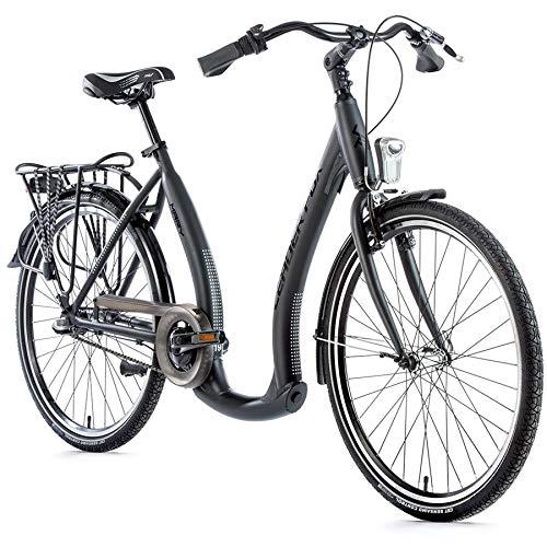 26 Zoll Fahrrad Leader Fox Mary City Bike 2021 3 Gang Nabenschaltung 19 Zoll