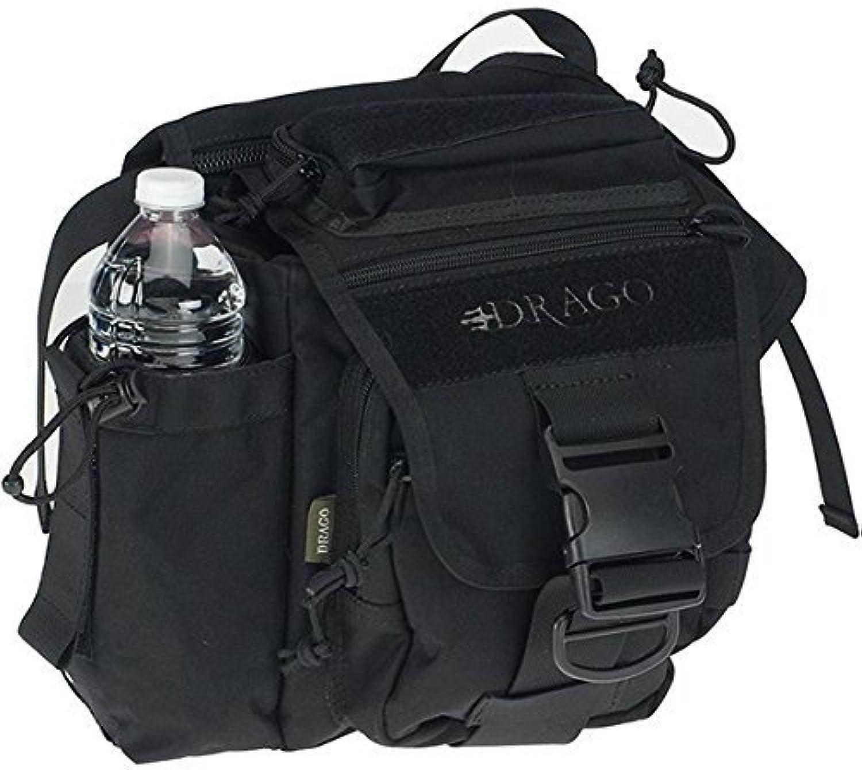 DRAGO Gear Hiker Shoulder Pack schwarz by ATI