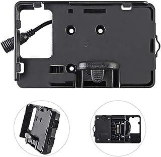 Qiman - Soporte de teléfono móvil para navegación, USB, para BMW R1200GS, 12 mm