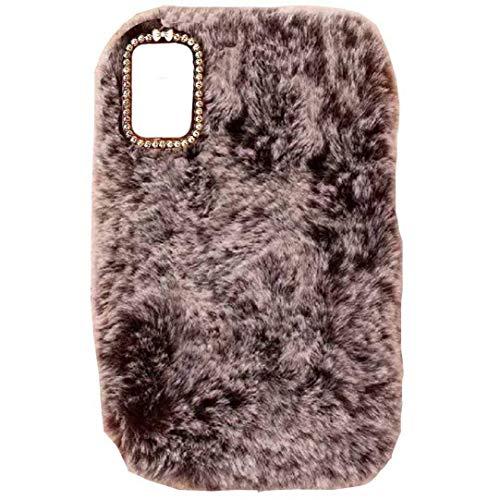 Umidigi S5Pro Art Case - Funda hecha a mano para Umidigi S5 Pro (lana de Villi, suave y cálida), diseño especial y ligero