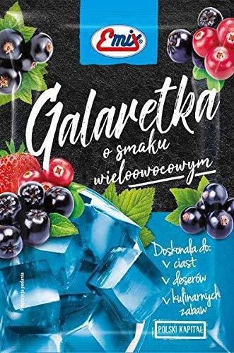 Emix \'\'Galaretka\'\' Götterspeise Mehrfrucht Blau 79g