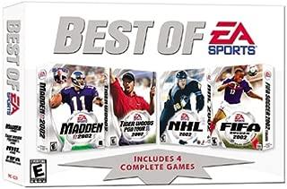 Best of EA Sports: Madden 2002 / Tiger Woods PGA Tour 2002 / NHL 2002 / Fifa Soccer 2002