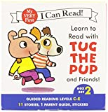 Learn to Read with Tug the Pup and Friends! Box Set 2: Levels Included: C-E (My...