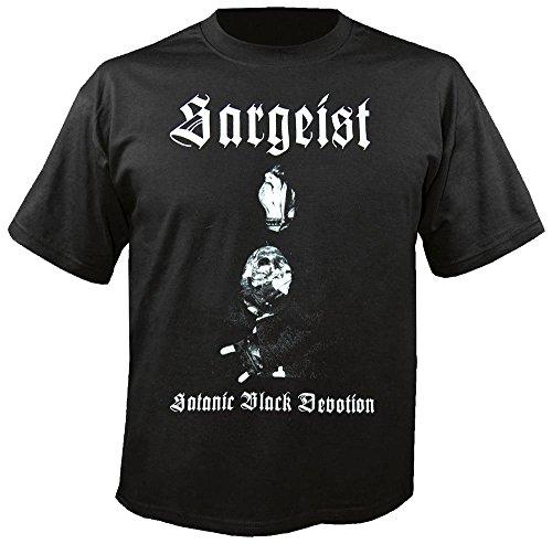SARGEIST - Satanic Black Devotion - T-Shirt Größe L