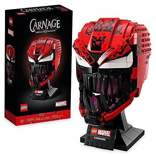 LEGO Marvel Spider-Man Carnage Bausatz 76199