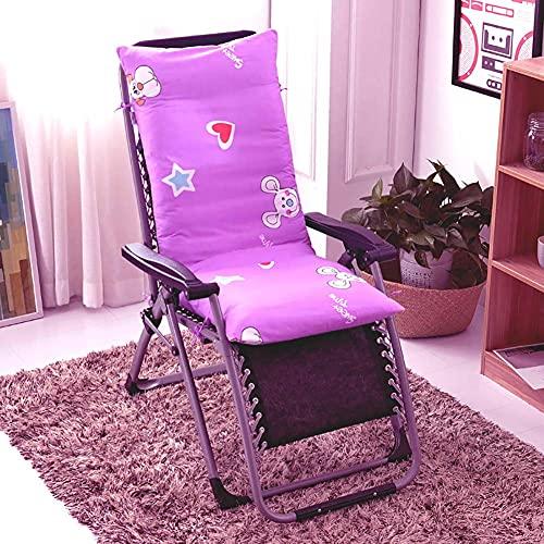 Yxxc Sedia da Giardino con Doppia Poltrona sospesa Chaise Lounge Cuscino, Sedia Cuscino da Patio Poltrona Lettino con Schienale Alto Cuscino da Patio Cuscini per sedie da este