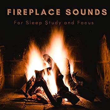 Relaxing Fireplace Sounds For Sleep Study And Focus