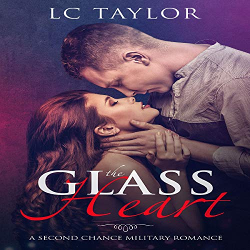 The Glass Heart audiobook cover art