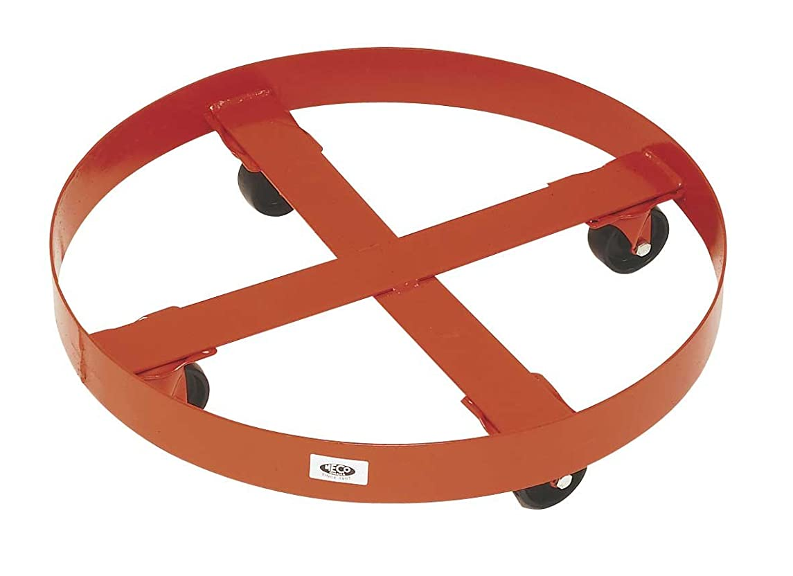 Meco Omaha 435R Round Drum Dolly, 5.25