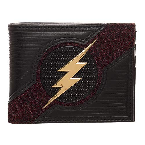 Flash Wallet DC Comics Accessory Flash Gift - DC Comics Wallet Flash Accessory