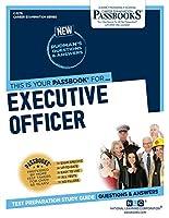 Executive Officer (Career Examination)