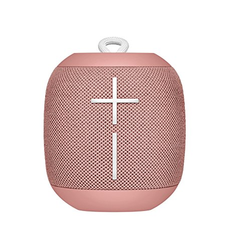 Ultimate Ears WONDERBOOM Bluetooth スピーカー WS650PK ピンク CASHMERE IPX7 防水 ワイヤレススピーカー 10時間連続再生 WS650 ワイヤレス 国内正規品 2年間メーカー保証