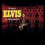 Elvis Presley Vive en Memphis Enmarcado clásico álbum Funda filmcell Factory, Multicolor...
