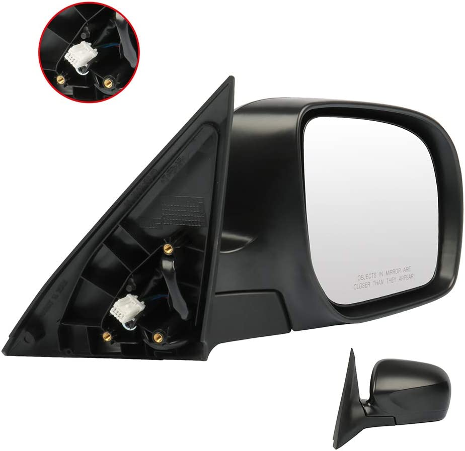 SCITOO Right Side Mirror Fit Subaru 新商品 上質 with 2009-2010 Fo Compatible