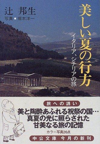 美しい夏の行方―イタリア、シチリアの旅 (中公文庫)