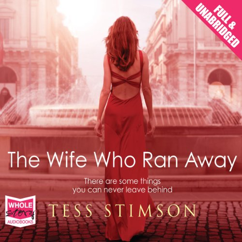 The Wife Who Ran Away cover art