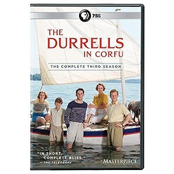 DVD The Durrells in Corfu Book